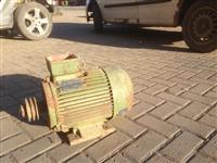 Elektro Motorr 6KW 380v 1500 rrotullime
