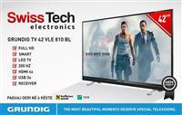 "Grundig LED TV 42"" Smart TV"