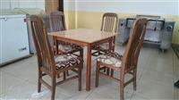 Tavolina dhe Karrike