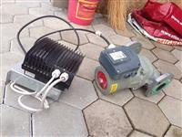 Pump per nxemje qendrore