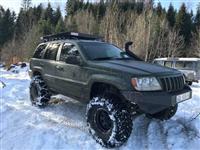 Jeep Grand Cherokee 4.7 Off Road