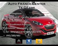 Auto France Center 'PEUGEOT TE GËZIMI'