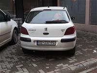 Peugeot 307 shitet ndrrohet