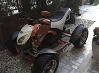 Motorr bashan 300cc