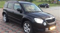 Shitet skoda yeti 2.0 tdi 170 ps 2010 pa dogan