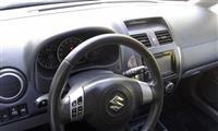 Suzuki SX4, 4WD