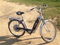 biciklet me rrym