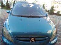 Peugeot 307hdi  1vit rexhistrim