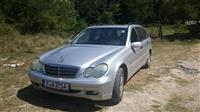SHITET MERCEDES C200 CDI MODEL 203K 170000 TKALUME
