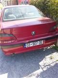 Shes veturen Peugeot 406