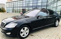 "MERCEDES. S 450 V8. ""LONG VERSION"" nga zvicra"