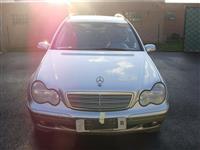 Mercedes C200 Automatik