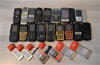 Telefona mobil 45 Nokia dhe 250 SONIM