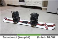 Snowboard Komplet