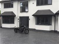 Harley-Davidson Sportster Custom 883cc