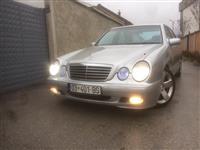 Mercedez Benz E240 avangarde  rks