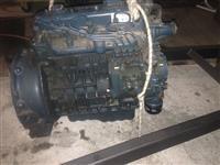 Motor bagerit
