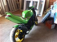 Motor 750cc