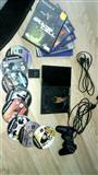 shes PS2 ne gjendje te rregullt me 8 cd qmimi 55 €