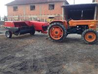 Shes traktor dhe pres