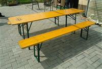 Tavolina Shatorra me qira Vraniq Therand
