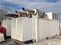 Generator 1,500 kVA DIESEL  2 cop.