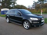 Audi q7 urgjent full extra