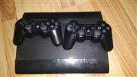 PS3  Sony  -11 Loj- 2 Gjestik-