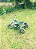 Motorr 4 rrota per femij me benzin