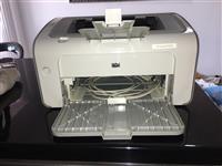 HP printer Laser Jet P1102
