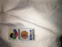 kimone te karates