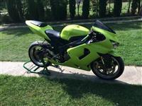 Kawasaki 636 me dogan ndrrim