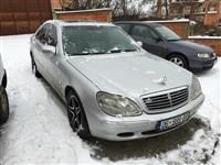 Mercedes S 320 dizel -00