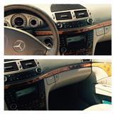 Shes veturen Mercedes Benz