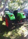 Shes Traktorin Terped