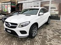 Mercedes gle coupe 350d amgline 2016