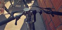 Shes biçikleten