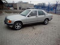 Mercedes 1 vjet regjistrim