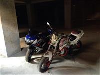 Yamaha 660cc XT