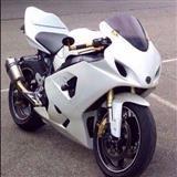 Suzuki gsx-R 600 cc