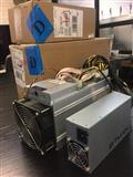 Antminer D3 / S9 Dash Miner 15g / s 1200w Dash X11