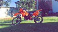 KTM 125cc Full