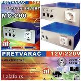 INVERTOR ME BATERI MC200 12V~220