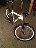 biciklet nga gjermania me disk