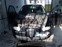Shes motorrin Alfa romeos 147 2.0 16w benz
