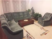 Garnitur dhome (kauqa) + tavolin