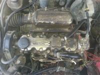 Motorrin dizel gjerman opel vectra 1.7