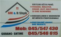 Kompania Ndertimore AM&R Shpk Shtime