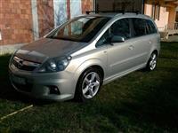 Opel Zafira 1.9 TDCI -08 1 Vit regjiistrim