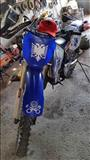 Yamaha full cross 125c